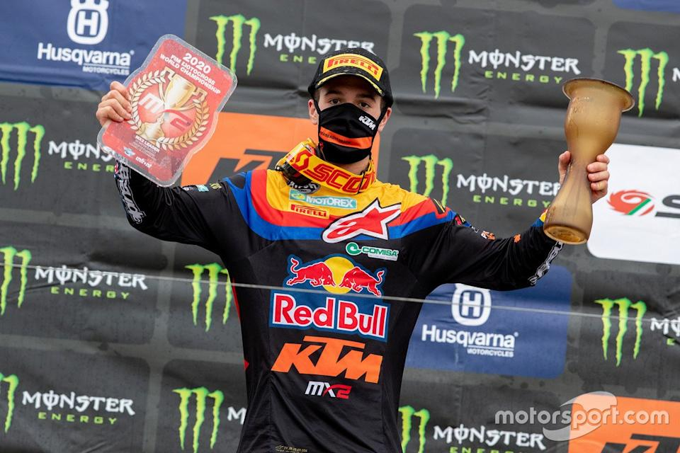 """Tom Vialle, Red Bull KTM Factory Racing<span class=""""copyright"""">Ray Archer</span>"""