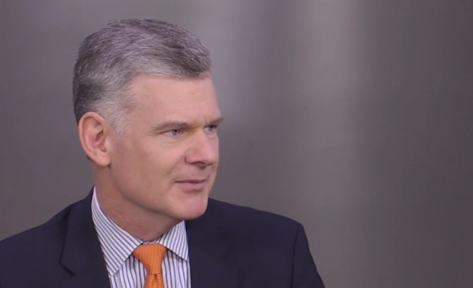 Hedge fund manager Mark Yusko isn't backing down from his prediction that the bitcoin price will reach a new all-time high in 2018.