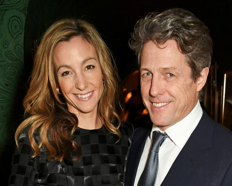 Hugh Grant Reportedly Welcomed His 5th Child at 57 Years ...