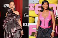 <p>RiRi is one of those people who commands any room she enters. She's known for couture gowns and dramatic makeup, but she turned heads just the same when she scaled it back a bit in the past year to showcase her Fenty line. </p>