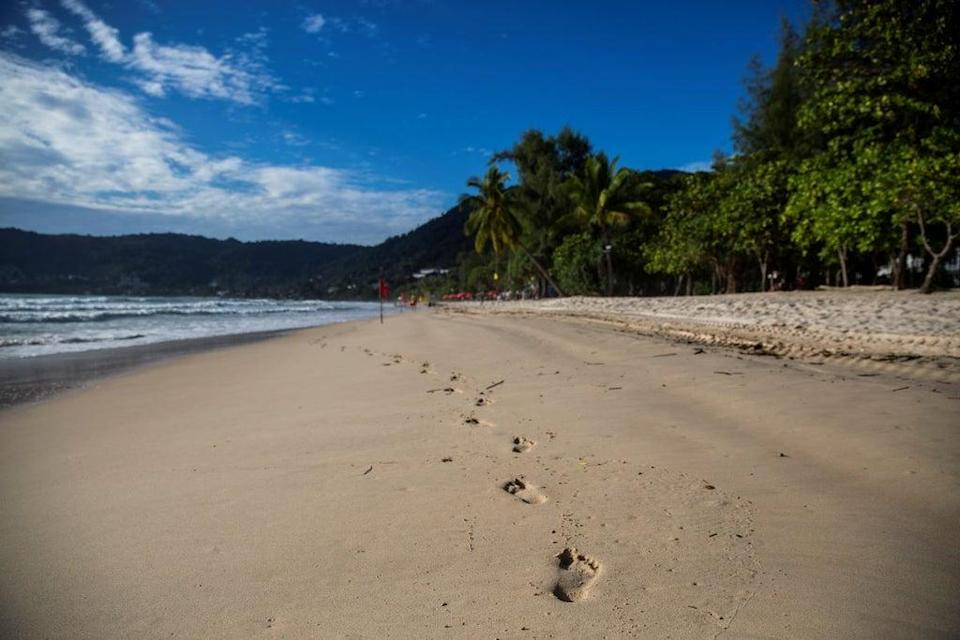 Phuket, Thailand. The country will be put on the red list from 4am on 30 August  (Getty Images)