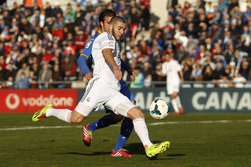 Real Madrid 7 3 Getafe 5 Talking Points: Madrid Beats Getafe To Restore 3-way Tie At Top