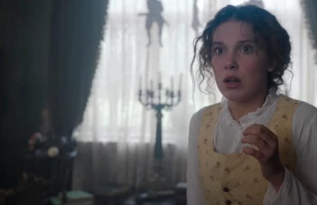 'Enola Holmes' Trailer: Millie Bobby Brown Is a 'Wild Child' – and the Sister of Sherlock Holmes (Video)