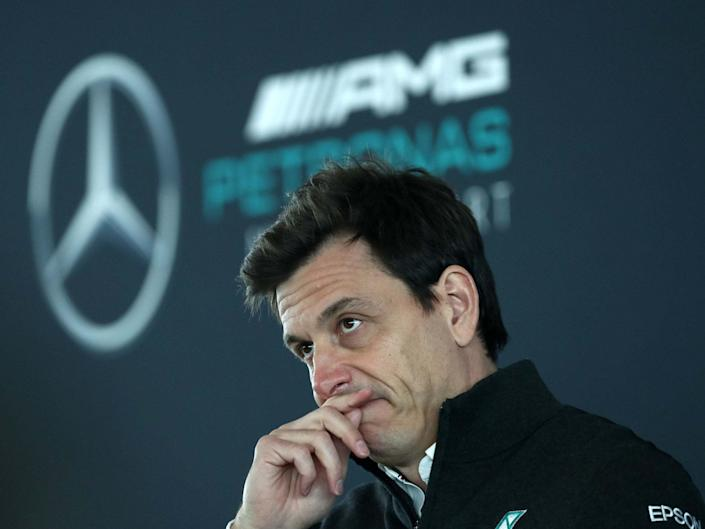 Mercedes boss Toto Wolff believes races in Brazil and the Untied States will not happen this season: PA