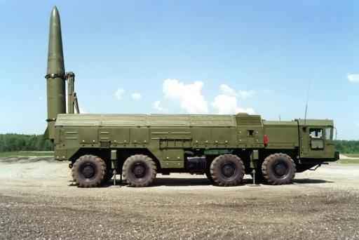 Russia 'deploys nuclear-capable missiles on NATO doorstep'