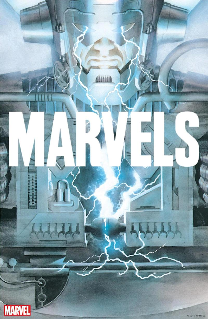 Marvel's latest scripted podcast celebrates the 25th anniversary of Marvels comic