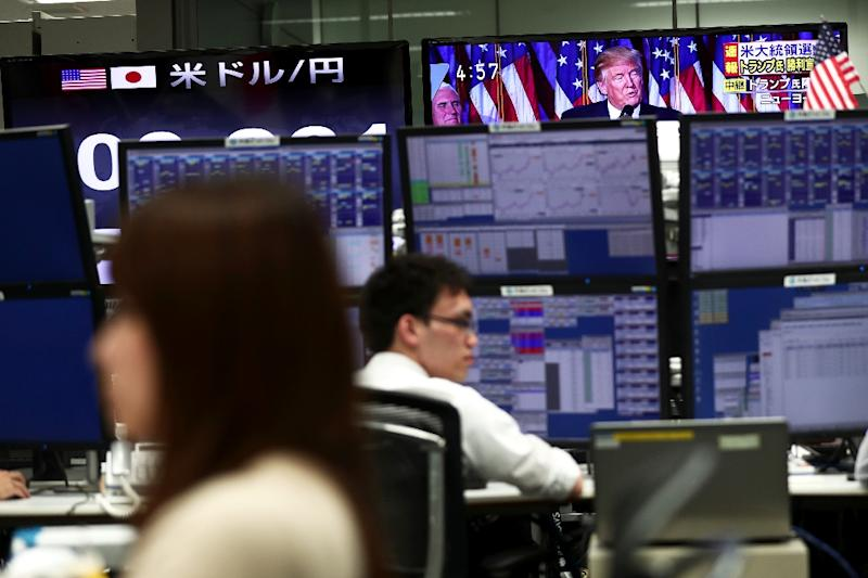 Worries about oil have weighed on global equities, which have enjoyed a strong few weeks since Donald Trump's shock US election win, on hopes his policies will ramp up economic growth