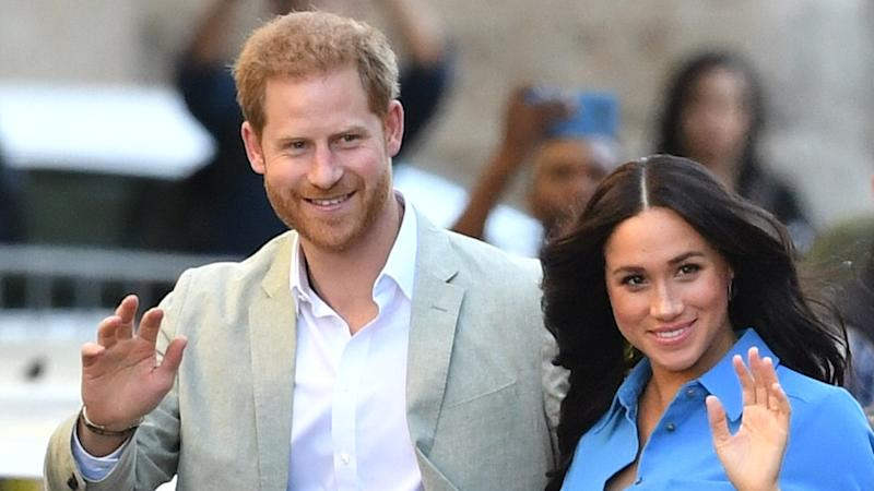 Duke and Duchess of Sussex did not collaborate on book, author insists