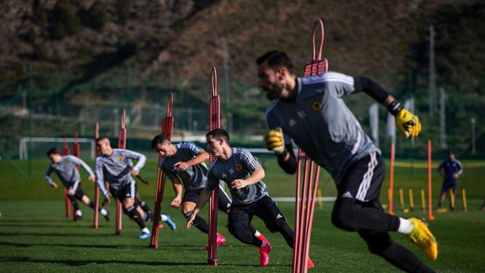 Wolverhampton Wanderers Training Session   Wolverhampton Wanderers FC/Getty Images