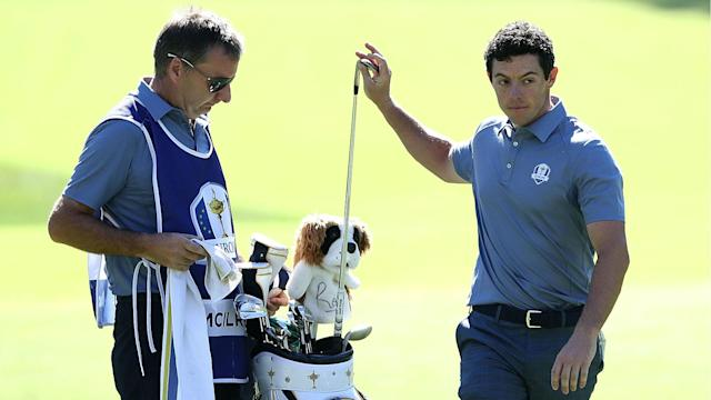Rory McIlroy is under contract with Nike, but they stopped making new golf clubs this year.