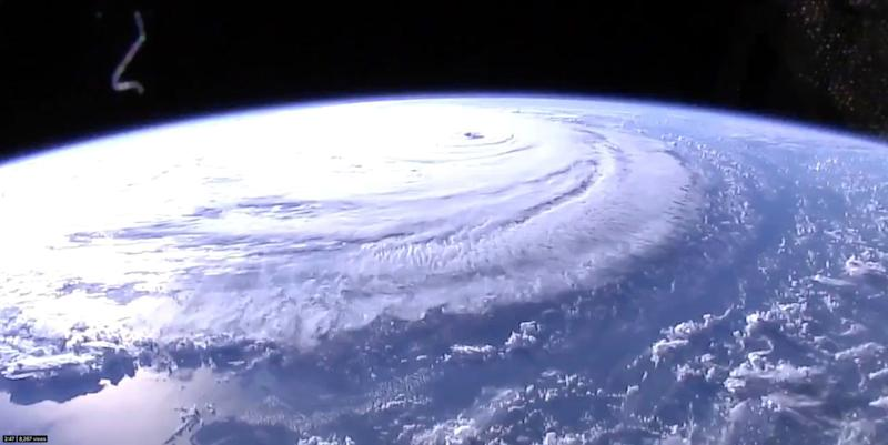 OneShot: Florence, A Silent View From Space