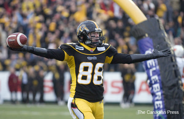 Five Touchdown The Greatest Celebrations Cfl