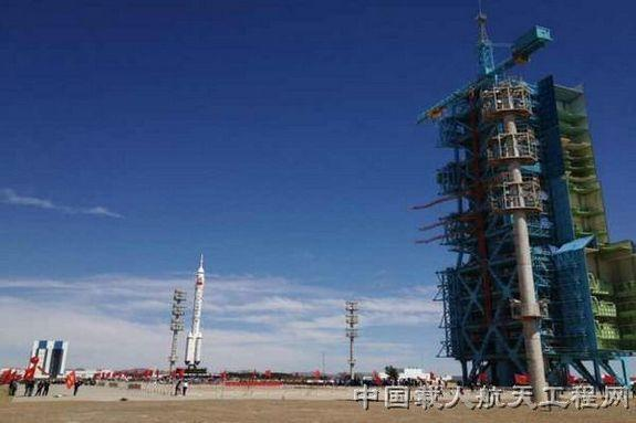 China's 1st Female Astronaut Launching on Space Docking Mission: Report