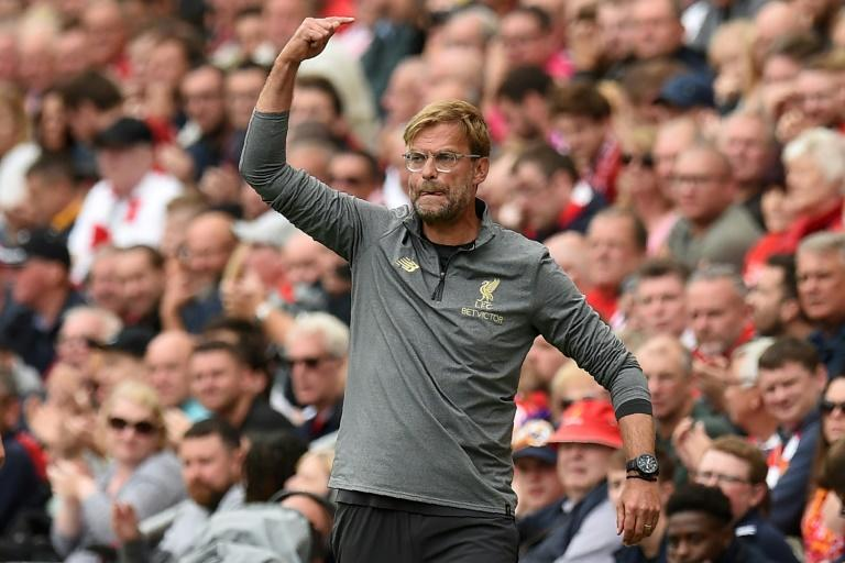 Liverpool manager Jurgen Klopp has told his players to shut out Christian Benteke