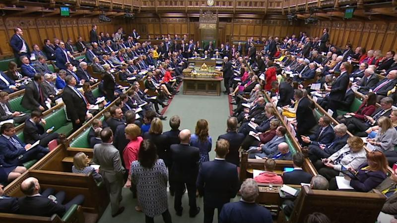 MPs to enjoy above-inflation 2.7% pay rise, bringing basic pay to almost £80,000