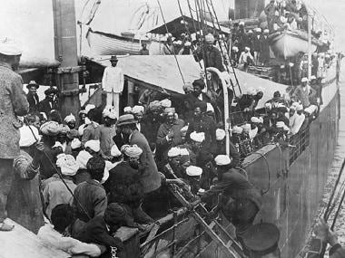 "Komagata Maru: The voyage that exposed the British Empire for what it was "" a glorified profit-seeking operation"