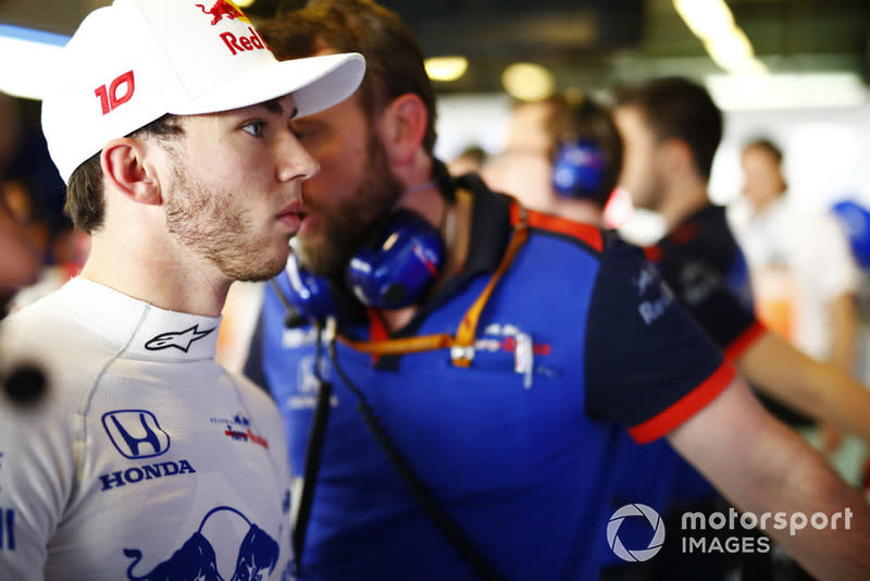 "Pierre Gasly<span class=""copyright"">Andy Hone / Motorsport Images</span>"
