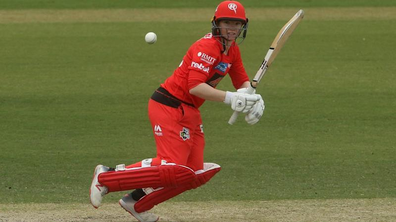 CRICKET WBBL RENEGADES THUNDER