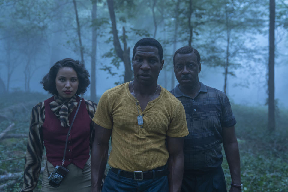 """A still from """"Lovecraft Country."""" - Credit: Courtesy of HBO Max"""