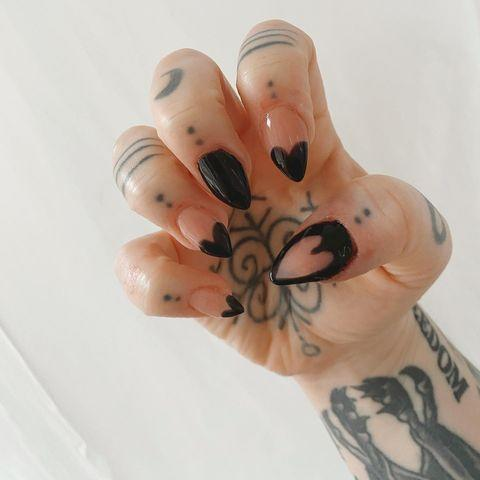 "<p>Welp, I know what my next manicure is going to be. </p><p><a href=""https://www.instagram.com/p/CLCW1dslYx0/?utm_source=ig_embed&utm_campaign=loading"" rel=""nofollow noopener"" target=""_blank"" data-ylk=""slk:See the original post on Instagram"" class=""link rapid-noclick-resp"">See the original post on Instagram</a></p>"
