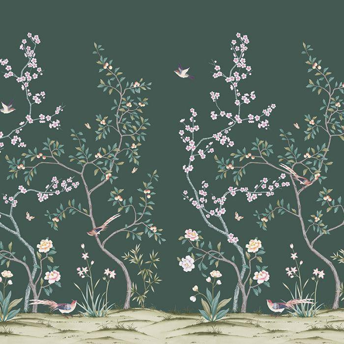 "<p>tempaper.com</p><p><strong>$12.00</strong></p><p><a href=""https://tempaper.com/garden-jade-green-chinoiserie-custom-removable-wall-mural"" rel=""nofollow noopener"" target=""_blank"" data-ylk=""slk:Shop Now"" class=""link rapid-noclick-resp"">Shop Now</a></p><p>""I wanted a quick and dramatic transformation of my dining room this year. I did that by taking our very blue room and using Tempaper above the chair rail to turn it into a little artful, indoor garden. I really didn't feel like painting the whole thing, so maybe this was the lazy way to have a dramatic effect!""<em> –Carisha Swanson, Market Director </em></p><p><em><strong><a href=""https://www.housebeautiful.com/room-decorating/dining-rooms/a32787399/custom-chinoiserie-tempaper/"" rel=""nofollow noopener"" target=""_blank"" data-ylk=""slk:See Carisha's dining room transformation here!"" class=""link rapid-noclick-resp"">See Carisha's dining room transformation here! </a></strong><br></em></p>"