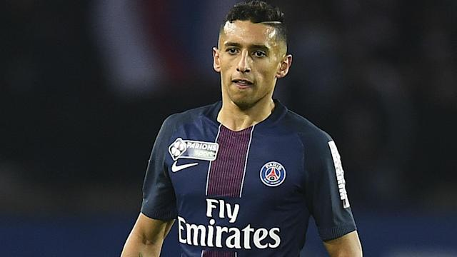 Marquinhos Paris SG Ligue 1