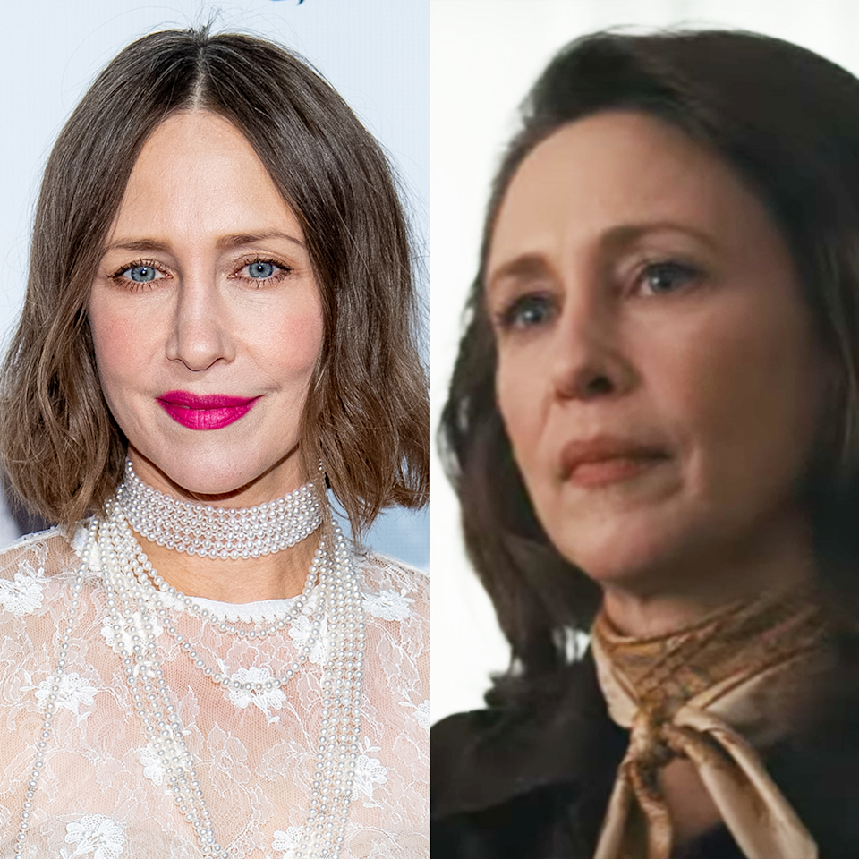 <p>In the third episode, Halston decides to create his own fragrance with the help of Adele, played by Vera Farmiga. Although she's only in one episode, Farmiga fully commits to the role, enough that you may think her to be playing a real person. Farmiga is set to reprise her role as Lorraine Warren in the third <em>The Conjuring</em> and is also known for roles in <em>The Departed</em> and <em>Bates Motel</em>. She is also playing a younger version of Livia Soprano in the upcoming <em>Sopranos </em>movie, <em>The Many Saints of Newark. </em></p>