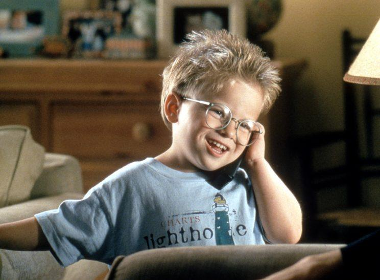Jonathan Lipnicki in Jerry Maguire