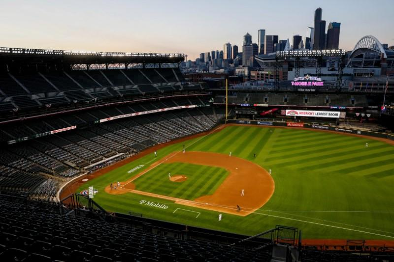 MLB postpones two Mariners-A's games after positive COVID-19 test