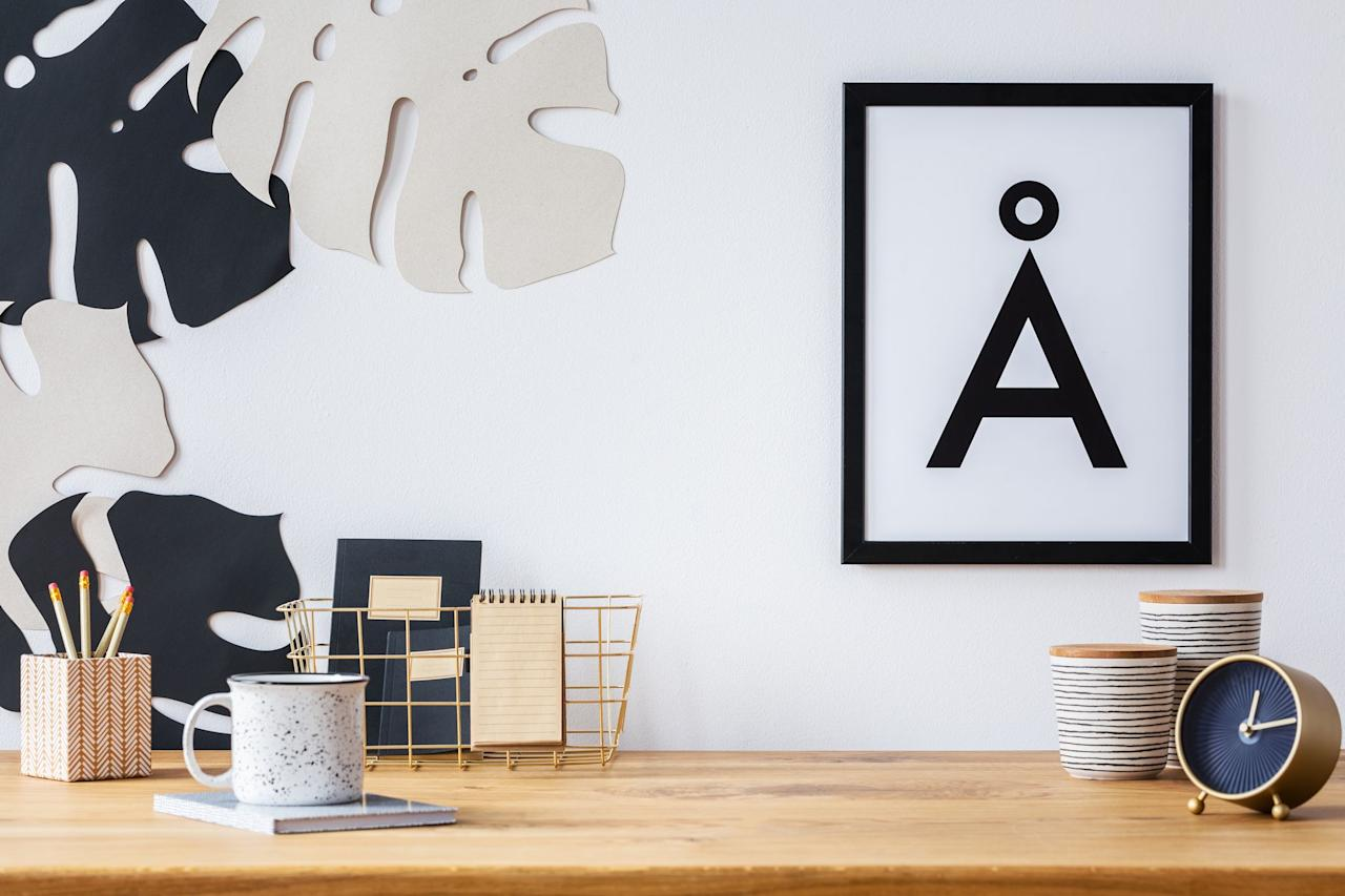 "<p>Let's be honest. A cubicle might not be your idea of an inspiring <a href=""https://www.elledecor.com/design-decorate/room-ideas/a27325826/alyssa-kapito-paloma-contreras-office/"" target=""_blank"">work environment</a>, but there are decorating ideas to make it a more visually appealing space. And since your workspace can have an impact on creativity and productivity, it's worth taking the time to ensure that it's a reflection of your personality and design aesthetic. </p><p>From eye-catching desk accessories to accents like colorful <a href=""https://www.elledecor.com/design-decorate/g25938784/flower-arrangement-ideas/"" target=""_blank"">flowers</a> or <a href=""https://www.elledecor.com/life-culture/fun-at-home/news/g3284/best-indoor-plants-for-apartments/"" target=""_blank"">greenery</a>, see some of our favorite cubicle decor ideas. Your 9-to-5 is about to become more enjoyable. </p>"
