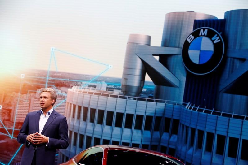 BMW's stronger SUV sales help new CEO deliver profit lift