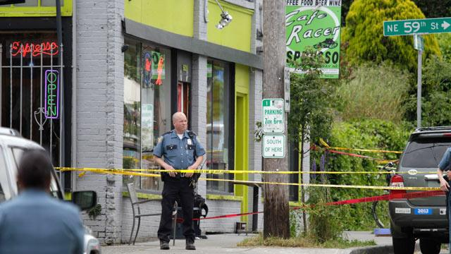 Seattle Cafe Killings Suspect Shoots Self; Also Blamed in Separate Killing