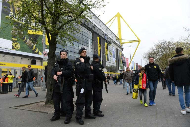 "Police in Germany are focusing their probe into the Dortmund bombing on a sole ""Islamist"" suspect in custody"