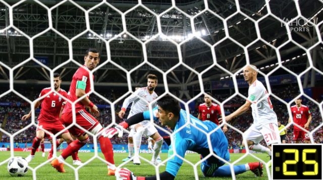 FC Yahoo's Ryan Bailey recaps the matches from Morrocco being the first team to be eliminated, to Cristiano Ronaldo's header, Uruguay's low-quality win over Saudi Arabia, and Diego Costa scoring for Spain who won against Iran.