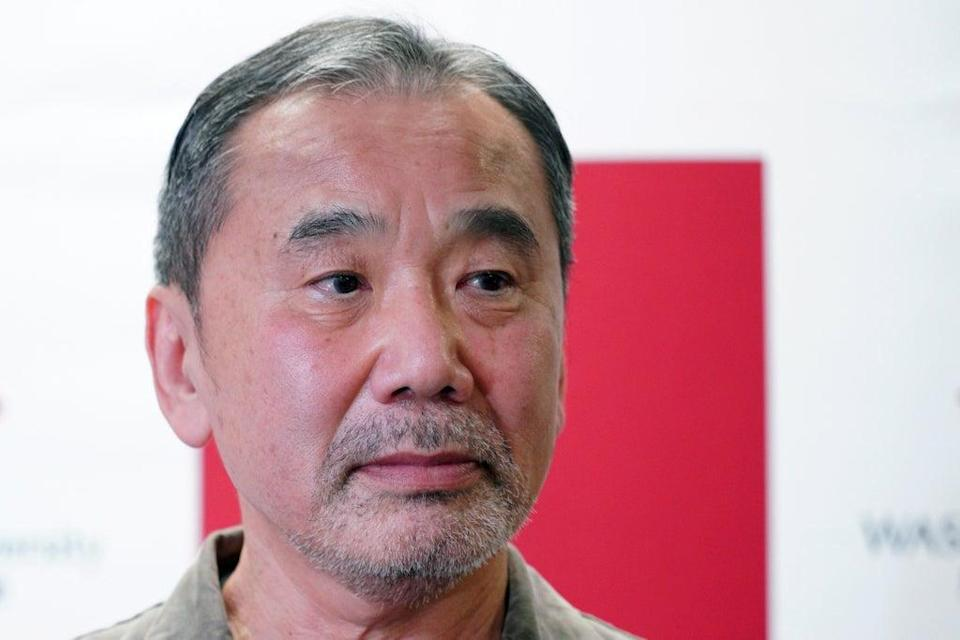 Haruki Murakami is viewed as a popular contender for the Nobel prize for literature (AP)