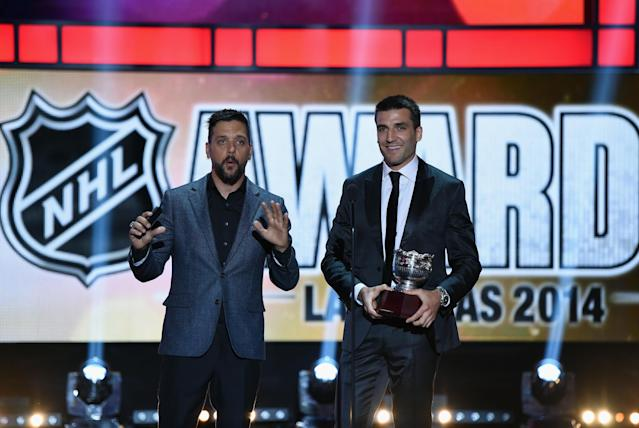 Patrice Bergeron, Anze Kopitar, Jonathan Toews voted Selke Trophy finalists