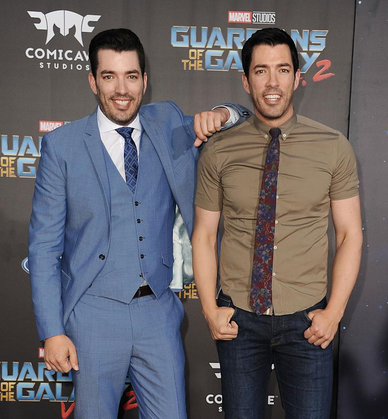 Property Brothers Drew And Jonathan Scott Reveal Their