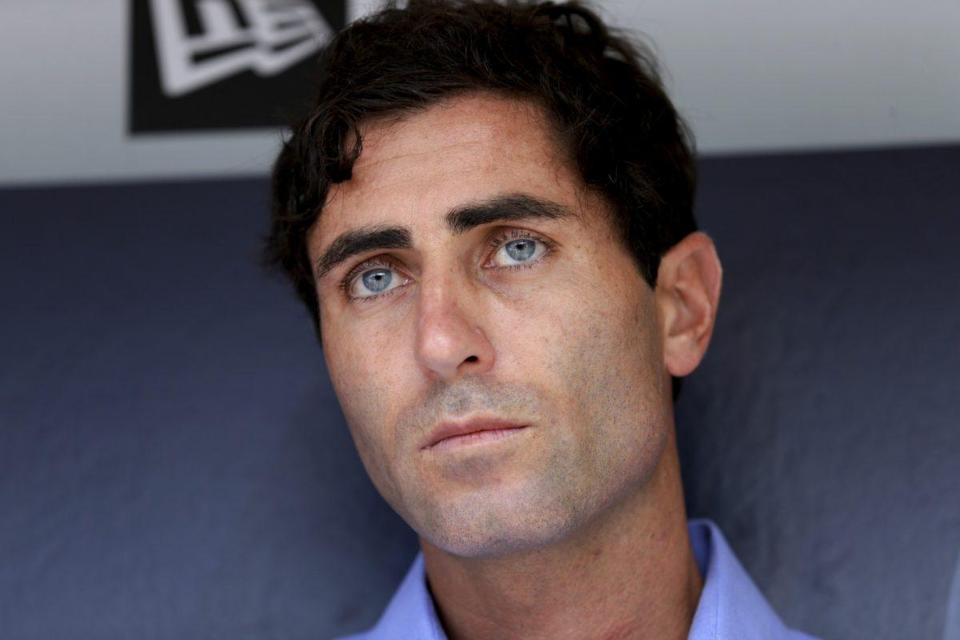 Padres GM A.J. Preller was suspended Thursday for 30 games. (AP)