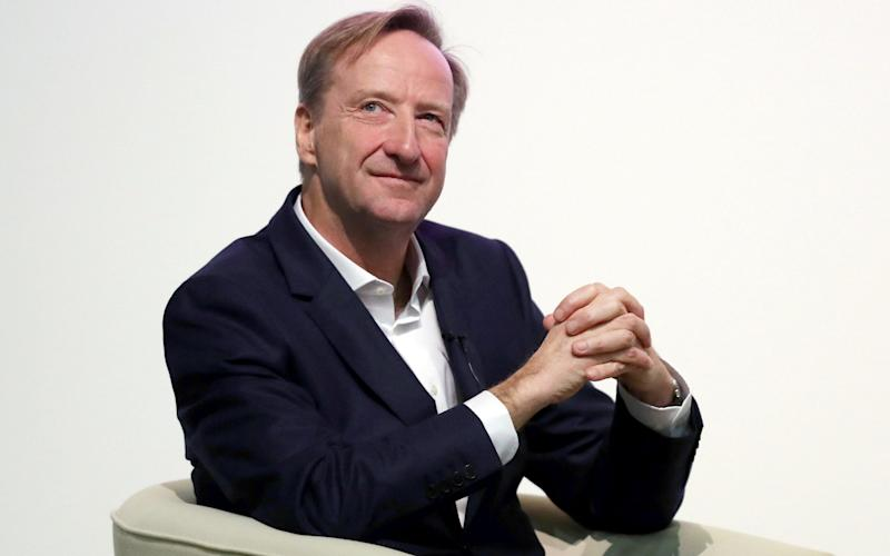 Chief of MI6 Alex Younger - REUTERS