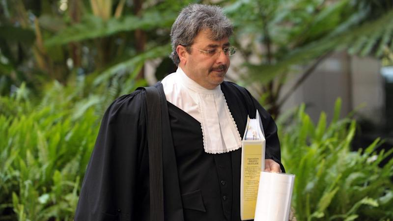 A well-known Queensland barrister has been slapped with a $4000 fine over contemptuous comments.