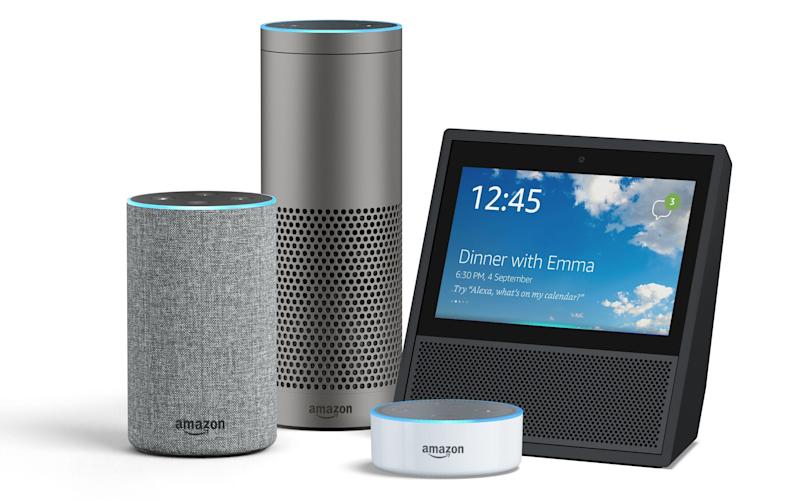 Amazon's new range of smart home applicances - Amazon
