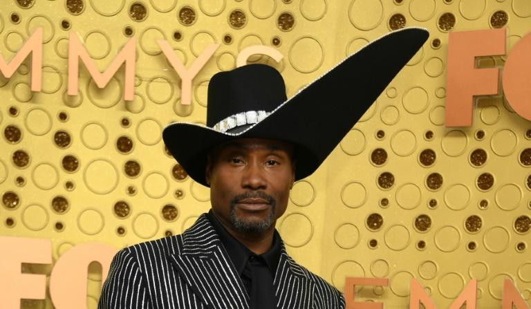 US actor Billy Porter ('Pose') slayed the red carpet once again, this time at the 71st Emmys