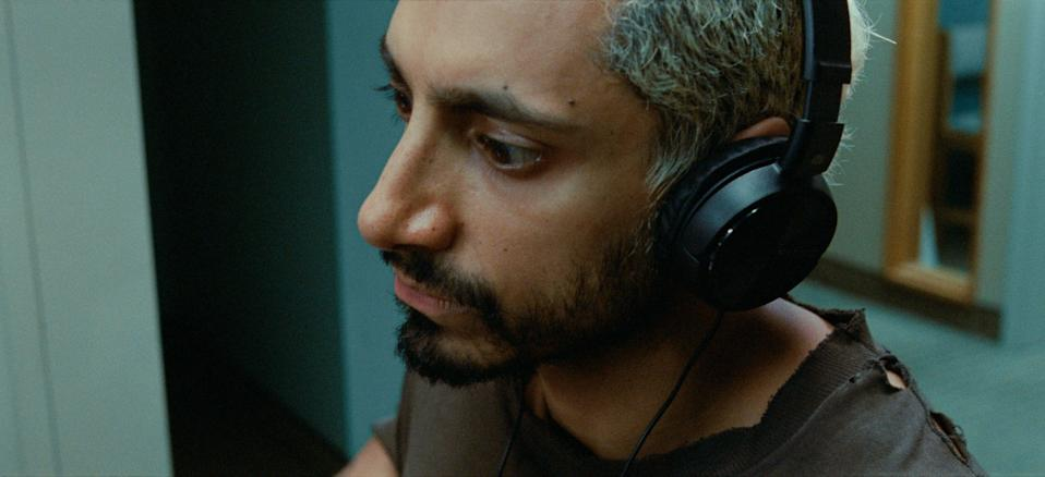 Riz Ahmed earned an Oscar nomination for his performanceAP