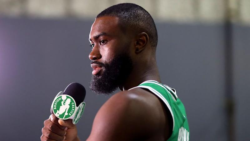 Danny Ainge clarifies 'not accurate' report on Jaylen Brown extension talks
