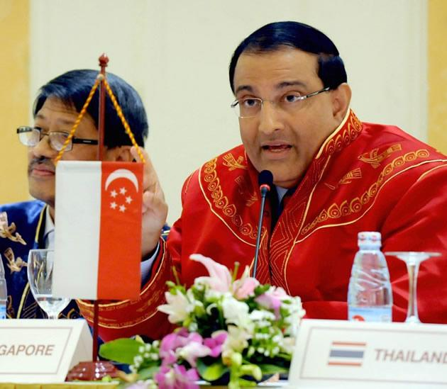 """Second Minister for Home affairs and Trade and Industry S Iswaran described the Workers' Party counter-proposal as """"extreme freeze scenario"""". (AFP file photo)"""