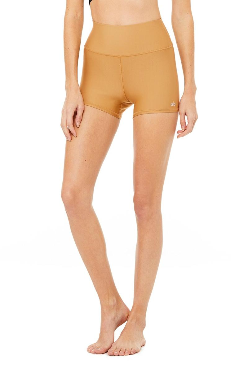 High-Waist Airlift Short