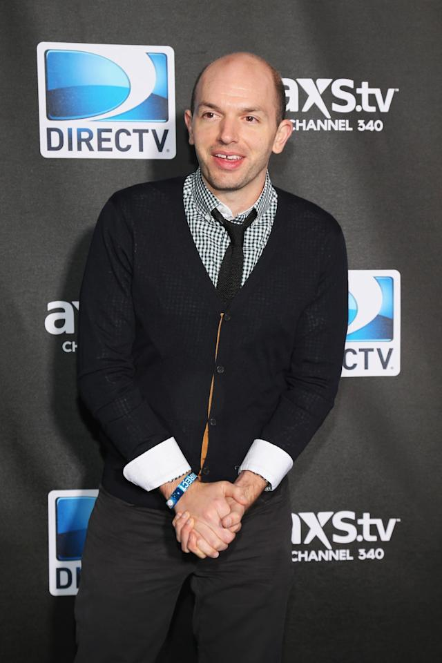 NEW ORLEANS, LA - FEBRUARY 02: Paul Scheer attends DIRECTV Super Saturday Night Featuring Special Guest Justin Timberlake & Co-Hosted By Mark Cuban's AXS TV on February 2, 2013 in New Orleans, Louisiana. (Photo by Neilson Barnard/Getty Images for DirecTV)