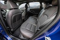 <p>The powerplant can be paired with the standard six-speed manual or a seven-speed dual-clutch automatic transmission (a $1100 option).</p>
