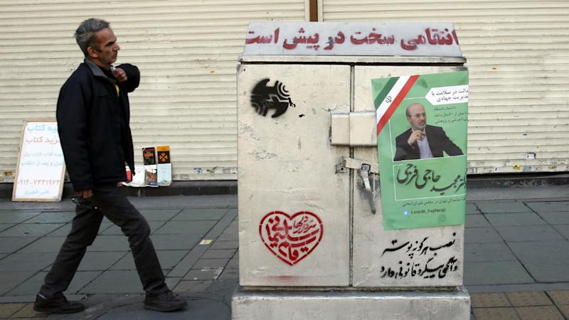 Hardliners set to 'take complete control' in Iran elections