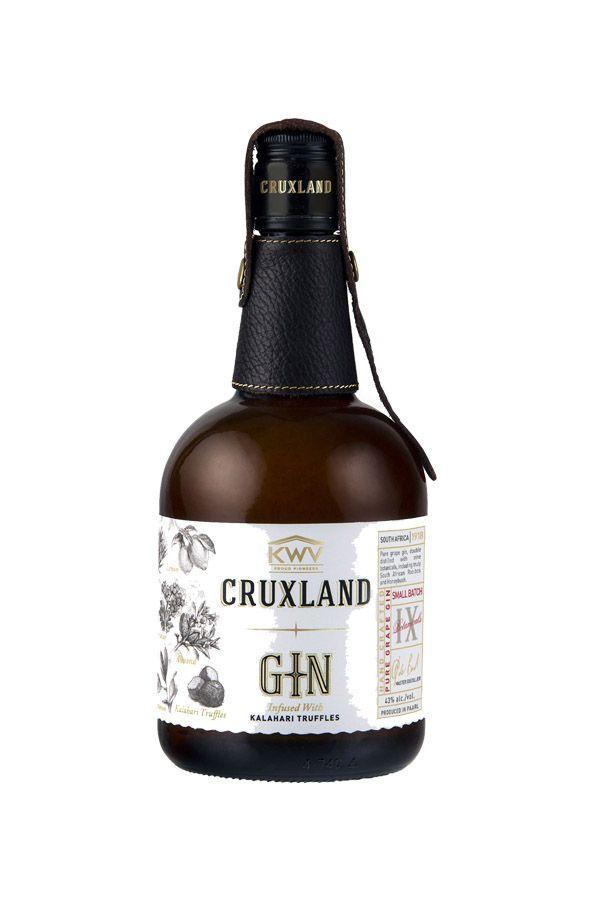 """<p>Produced by South African wine/spirits producer KWV, the Cruxland Gin is infused with rare Kalahari desert truffles, known as N'abbas in the Nama language, and made from 100 per cent grape spirit and eight other botanicals, ranging from indigenous honeybush to rooibos. </p><p>If the aromas of juniper, lemon, coriander and spice tickle your fancy, this gin is for you. </p><p>Cruxland - £27</p><p><a class=""""link rapid-noclick-resp"""" href=""""https://www.amazon.co.uk/KWV-Cruxland-Gin-70-cl/dp/B01M6B83VC?tag=hearstuk-yahoo-21&ascsubtag=%5Bartid%7C1921.g.31768%5Bsrc%7Cyahoo-uk"""" rel=""""nofollow noopener"""" target=""""_blank"""" data-ylk=""""slk:SHOP NOW"""">SHOP NOW</a> </p>"""